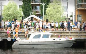 Elvira är kanske inte den vackraste båten att lägga ögonen på, men enligt SSY är hon den mest miljövänliga båten i hela världen.