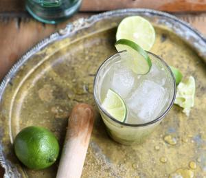 Caipirinha är drinken som
