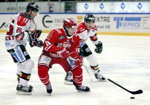 Axelsson i aktion 2008.