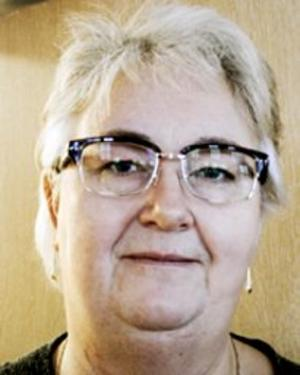 Siw Lunander (S), ordförande i kultur- och utbildningsnämnden.Arkivfoto: Barbro Isaksson