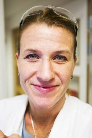 Anna Jansson, lärare, har gjort liknande tester i tio år.