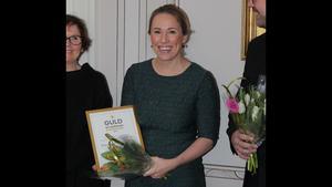 Karin Bromée, ägare av Möbelmästarna Härjedalen i Hede.