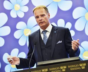 Stefan Jacobsson, SD:s skolpolitiska talesperson.