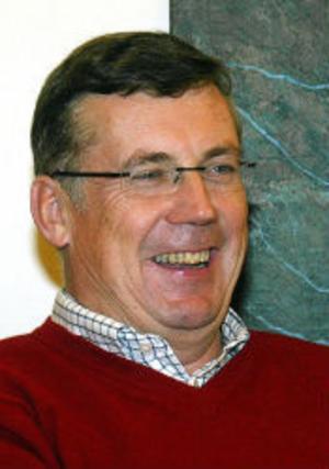 Bertil Kjellberg, Sundsvall, sitter säkert.