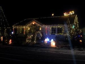 Vårat härliga hus i sörstafors :)