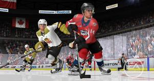 NHL Slapshot Presell: Jubilerar. EA Sports
