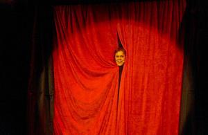 Cabaret är en stor utmaning för Borlänge Musikteater.
