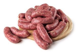 Salsiccia är en italiensk rå korv oftast gjord på fläskkött.