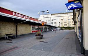Skribenterna uppskattar apoteket i Brunnsängs centrum.
