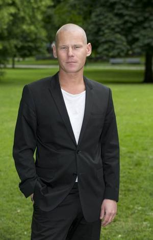 Mons Kallentoft.Foto: Fredrik Sandberg/Scanpix