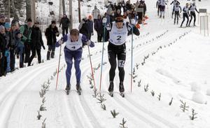 En dramatisk spurtduell fick avgöra Bessemerloppet 2016. Nummer 2 Fredrik Byström, Orsa fick äntligen bli nummer ett och vann loppet efter att flera gånger tidigare varit på pallen. Axel Bergsten, Skövde fick se sig slagen med några tiondelar.