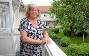 Vill bidra. Alla människor har rätt att ha det bra anser HjärtLungs lokalordförande Anita Hallsveden som vill dra sitt strå till stacken för det gemensamma välmåendet.