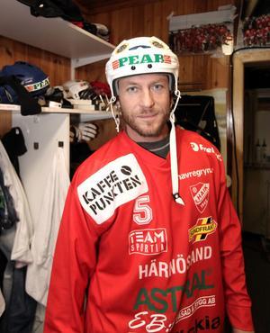 Stefan Nordén, 44, sluter cirkeln i Haik.