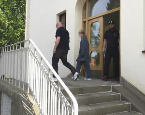 Häktning mordförsök i Bergsjö