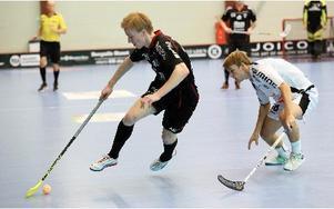 IBF Faluns Alexander Rudd är klar för VM i Schweiz. Han tar skadade klubbkompisen Alexander Galante Carlströms plats i den svenska truppen. foto: jörgen hjerpe