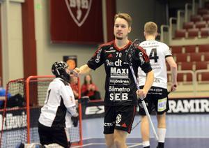 Jonas Svahn. Ålder: 25. Klubb: IBK Dalen. Moderklubb: Kais Mora IF. VM-facit: Ett guld och ett silver.