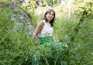 Illustratören och författaren Marit Törnqvist. Arkivbild.