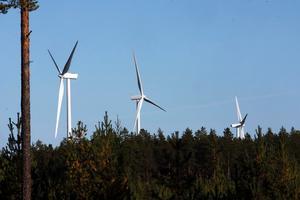 Bolaget vill satsa miljarder på att etablera vindkraft på Kölvallen.