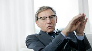 Jens Schollin, rektor Örebro universitet.
