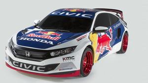 OMSE ställer upp med två nybyggda Honda Civic i den amerikanska rallycrosstävlingsserien GRC.