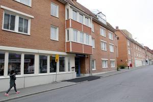 Prästgatan 58 (tidigare Solberg) i Östersund.