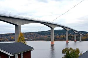 Flyttlassen över Alnöbron kommer att öka rejält.