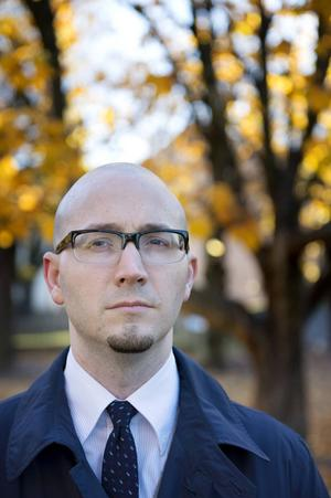 Ryan Gattis, författare till