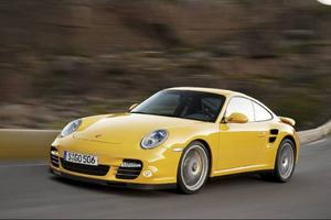 Porsche 911 Turbo S.Foto: Porsche