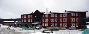 Kungsberget nya hotell står redo att ta emot premiärgästerna.