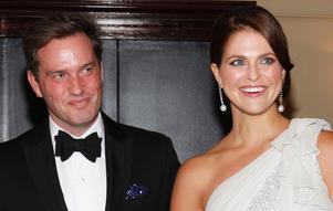 Prinsessan Madeleine och Chris O`Neil gifter sig i sommar.