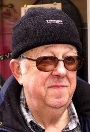 Kurt Vallin, 69 år, Östersund:– Nej, glöm det. Det nya namnet är totalt vansinnigt, det är inte ens ett namn. Den som kom på det här måste ha livlig fantasi.
