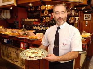 Det baskiska köket är känt som ett av Spaniens godaste.