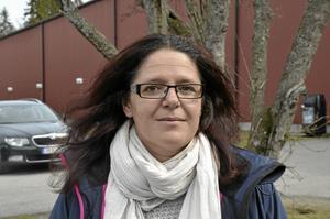 Cecilia von Hebel, tävlingsledare.