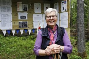 Marianne Ekblom är en av författarna bakom boken om IOGT som släpps i dag.    Foto/arkiv: Sandy Bergström