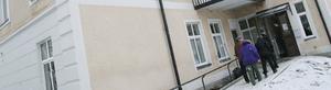 Visning. I stället för att sälja valde bostadsbolaget KFAB att bygga om och rusta upp. I lördags visades två lägenheter på tredje våningen.