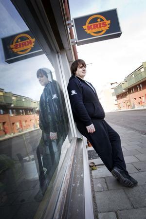 Daniel tycker att det är bra att kommunen nu ska kraftsamla mot drogmissbruket i Gävle.– Det finns så många som behöver bli sedda, säger han.
