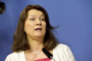 EU- och handelsministern Ann Linde (S)ska delta i toppmötet under tisdagen.
