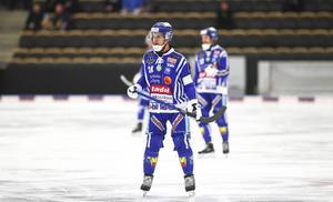 Martin Johansson under World cup.