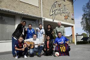 Bild från förra årets Copa Amistad.