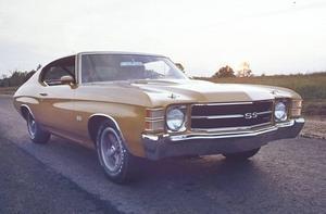 Den som skrotar exempelvis en gammal risig Chevy Chevelle kunde ha fått drygt 32 000 kronor av den amerikanska staten – om inte pengarna hastigt tagit slut.Foto: General Motors