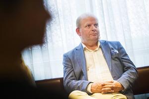 Landsbygdsminister Eskil Erlandsson (C) välkomnar ökat djurskydd.