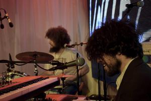 Josh Greco och Jonny