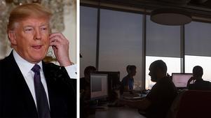 Donald Trumps medarbetare ska under valkampanjen ha varit i ständig kontakt med missstänkta ryska agenter.
