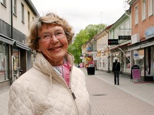 Maud Valtersson ska leda stadsvandringar.