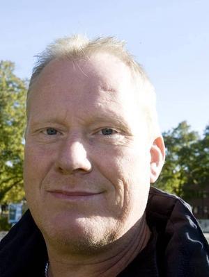 Micke Jonsson, arbetsledare på Skanska
