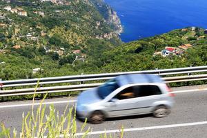 Route 66 och Amalfikusten i Italien hör tillsträckorna vi gärna ser från bilen.