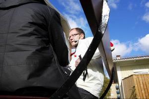 """""""En välfärd för alla"""" är Gunnar Sandbergs viktigaste fråga inför valet"""