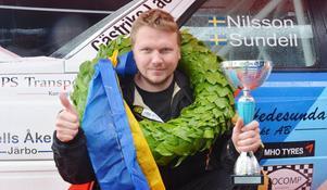 Nu var det min tur sa Oskar Sundell, guldmedaljör i Klass 3.
