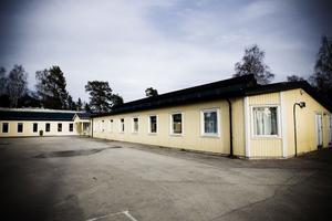 En del av Näsvikens skola ska rivas.