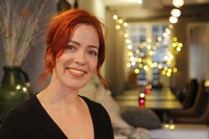 Anna Torstensson driver Delimakarna i Nynäshamn.